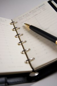 bigstockphoto_Appointment_Book_2492187